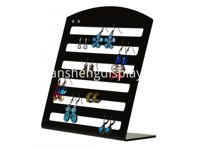 Acrylic Earring Holder