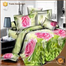 Conjunto de cama impresso 3D, serviço de OEM