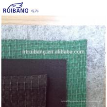 tecido de filtro de ar de carvão ativado condutor de alto conteúdo de carbono