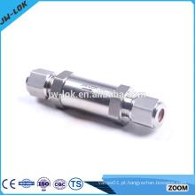 Válvula de retenção de aço forjada funcional
