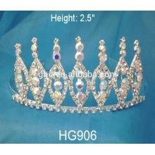 Свадебные тиары и корона свадебные свадебные головные уборы короны принцесса тиара красоты конкурс короны & тиары