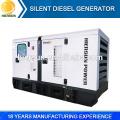 Excellent quality silent diesel generator , prime/standby silent diesel generator for sale