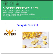 Pumpkin Seed Oil/ Plant Capsules /No Preservatives