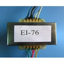 prix usine 60w ei76 transformateur 100 v 220 v 12 volts 5 amp