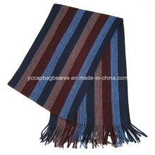 Мода зимние мужские трикотажные шарфы