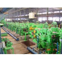 steel rolling mill line
