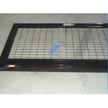 Valla de malla de alambre para puerta (TS-E42)