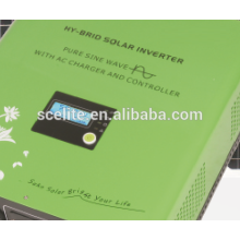 SKN-MDS Pure Sine Wave Hy-Bride Solar Inverter