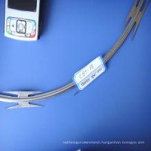 Stainless Steel Cbt-65 Razor Wire