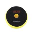 Kit de almohadillas de pulido para automóviles amarillas de 3 ''