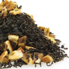 Chá preto por atacado digestivo maioria do chá do limão dos saquinhos de chá do chá da mistura da tarde da mistura