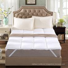 Colchón de almohadilla de colchón de lujo suave de microfibra (DPF41436)