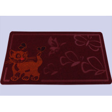 Mais Popular Modern Anti-Slip Bath Door Mat