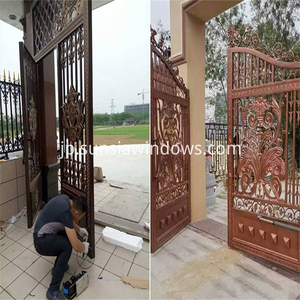 Ornamental Garden Gates