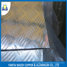 ASTM Aluminiumblech / Aluminiumplatte für Baudekoration