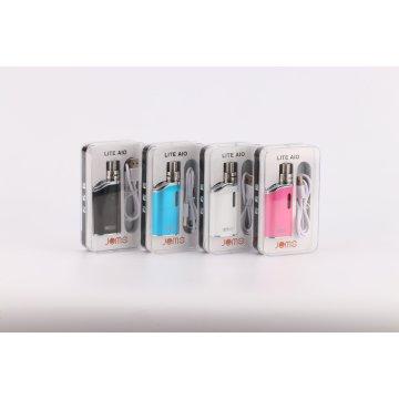 China venta por mayor distribuidores voltaje Variable potencia Mod fabricante directorio E cigarrillo Kit Lite Aio Tc caja Mod