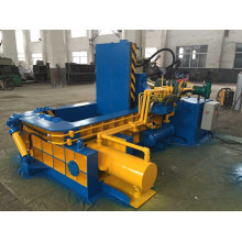 Machine hydraulique de presse à balles de copeaux de déchets métalliques