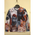 Animal Cats Shirt for Lovers