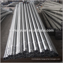 Hot dip galvanised steel billot
