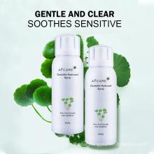 Best Selling Herbal Centella Firming Repairing Face Skin Toner for Sensitive Skin