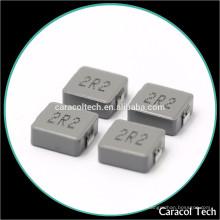 Inductor de potência SMD com até 5 A Classificação atual e Super-baixa resistência