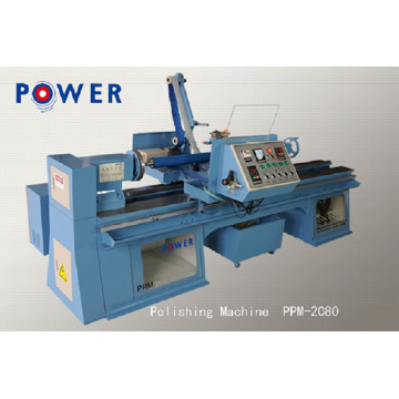 Supply Rubber Roll Polisher