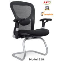 Эргономичная нейлоновая офисная мебель Mesh Meeting Conference Chair (E18)