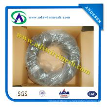 Черный обожженный железный провод или черный Bindling Wire (лучшее качество и цена по прейскуранту завода-изготовителя)