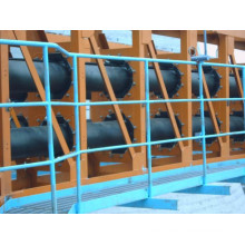 Pipe Conveyor Belt Used in Power Station