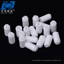 Aislador ceramico blanco para sensor