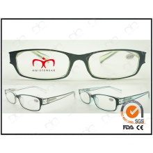 Vidros de leitura plásticos vendendo novos da forma (XL864)
