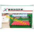 Rolling shutter door profiling equipment