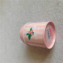 Heart Shaped Metal Tin Container for Packaging Tea