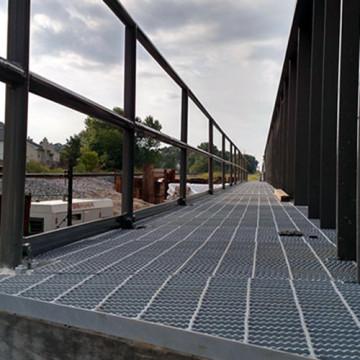 Steel Grating Bridge Steel Grating Offshore