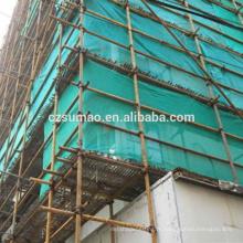 Filets de sécurité spéciaux d'échafaudage de PVC d'ignifuge d'OEM