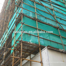 Special OEM fire-retardant pvc scaffold safety nets