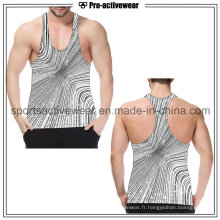 En stock Fitness Fashion Hot Sale Men Tank Top