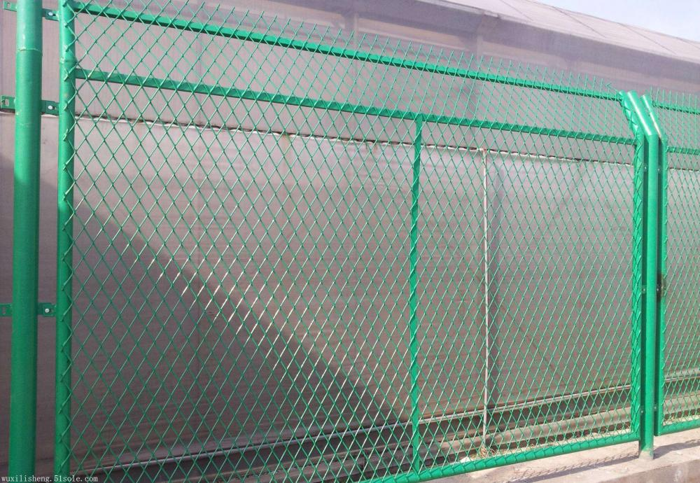 Decorative Metal Fence