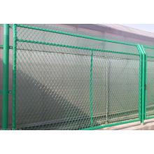 Highway Guard Rail Expanded Metal Security Fence