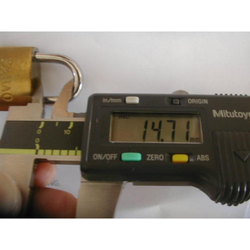 High Inspection Iron Padlock QC Preshipment