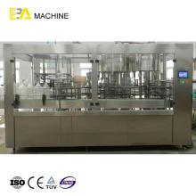 Machine de capsulage remplissante de lavage de bouteille d'ANIMAL FAMILIER de 3L-10L 700BPH
