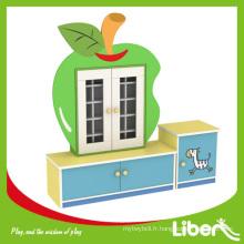 Cabinet de jouets pour les petits enfants de 2014 avec meilleur prix LE.SJ.092