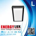 E-L30h com função de sensor de escurecimento de emergência Lâmpada de teto de LED ao ar livre