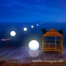 Water View  Colorful LED Solar Light