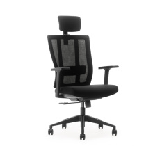 Cheap Office Commercial Lift Tilting Swivel Mesh and Fabric Chair