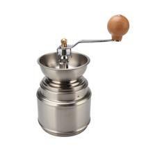Moedor de café manual moedor ajustável de aço inoxidável