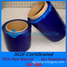 Non Residue pe plastic film roll
