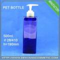 Пластиковый шампунь для бутылок с водой