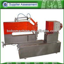 High performance SS round metal cutting machine