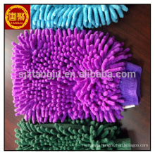 High absorbtion Car Wash Gloves Mitt Clean Towel, chenille washing towel
